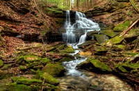 Boughton Falls, Oil Creek State Park, Pennsylvania